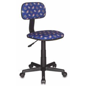 Кресло компьютерное Бюрократ CH-201NX синий бюрократ кресло компьютерное бюрократ ch 875c mocca мокко