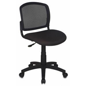 Кресло компьютерное Бюрократ CH-296NX чёрный бюрократ кресло компьютерное бюрократ ch 875c mocca мокко
