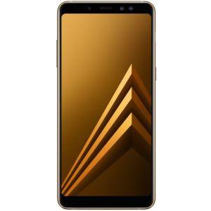 Смартфон Samsung A8+ SM-A730F/DS золотой blackview a8 смартфон