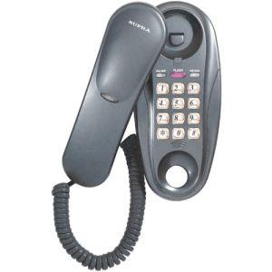 Телефон проводной Supra STL-112 серый supra supra stl 112