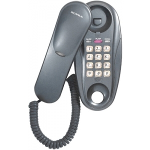 Телефон проводной Supra STL-112 серый автокресло maxi cosi priori sps plus cave 63606090