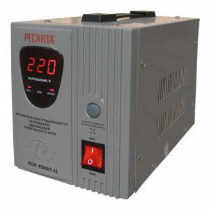 все цены на Стабилизатор напряжения Ресанта АСН-1500/1-Ц
