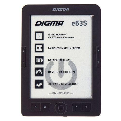 Электронная книга Digma е63S с...