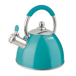 Чайник на плиту Rondell Turquoise 2 л RDS-939 чайник rondell rds 363 2 2 л металл чёрный