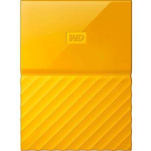 Внешний жёсткий диск WD WDBUAX0040B жёлтый franke wd 50