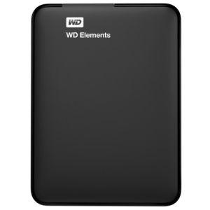 Внешний жёсткий диск WD WDBUZG0010BBK-WESN чёрный franke wd 50