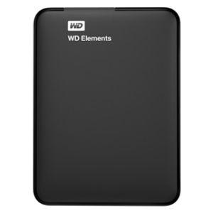 Внешний жёсткий диск WD WDBUZG5000ABK-WESN franke wd 50