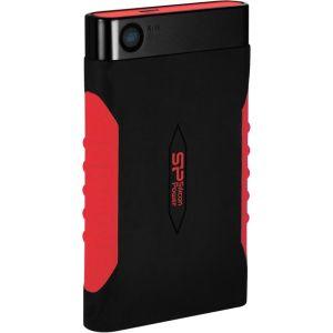 все цены на Внешний жёсткий диск Silicon power Armor A15 500GB чёрный/красный онлайн