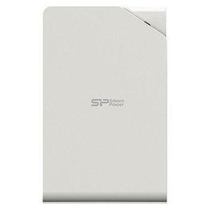 Внешний жёсткий диск Silicon power Stream S03 500GB белый внешний жесткий диск silicon power stream s03 2tb