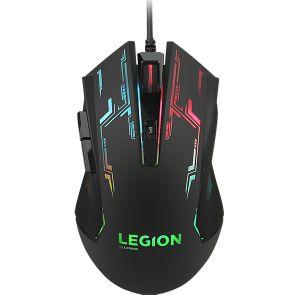 Мышь проводная Lenovo Legion M200 (GX30P93886) revox m200 domotic interface eib knx
