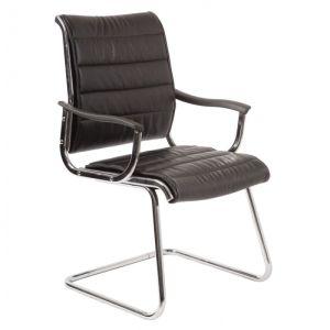 Кресло компьютерное Бюрократ CH-994AV чёрный