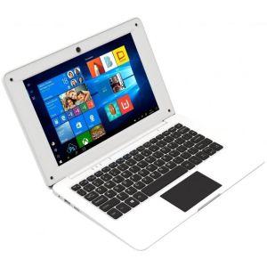 Ноутбук IRBIS NB52 Intel Atom 3735F/14/1366x768/2/32/DVD нет/Intel HD Graphics/Wi-Fi/Windows 10 Home белый ноутбук и windows 7