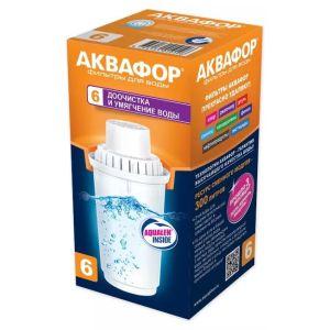 Сменный картридж Аквафор В100-6 картридж для фильтра аквафор в100 6 3 1