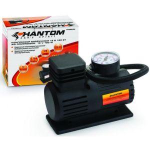 Автомобильный компрессор Phantom РН2034 компрессор автомобильный black