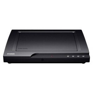DVD-плеер Hyundai H-DVD140 плеер hyundai h dvd100 black