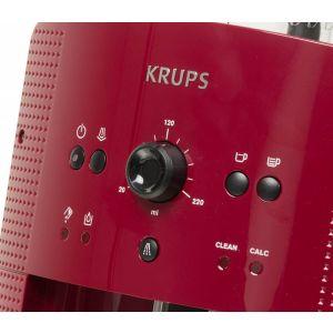 Кофемашина Krups EA810770 красный/чёрный krups kp110510