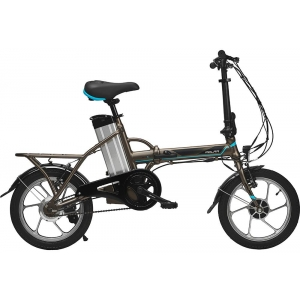 Электровелосипед Polar PBK 1601 рюкзак polar polar po001burvn31