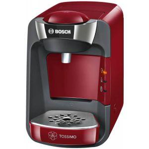 Кофемашина капсульная Bosch TAS 3203 красный bosch tas 3203