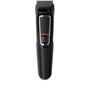 Машинка для стрижки волос Philips MG3730 чёрный чайники эл philips hd 9302 21