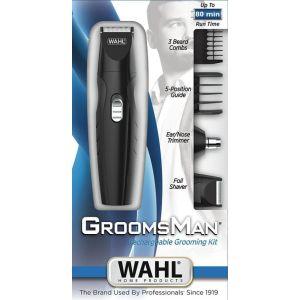 Машинка для стрижки волос Wahl All in One rechargeable чёрный original artery summa all in one starter kit