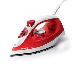 Утюг Philips GC1433/40 красный/белый утюг philips gc2986 40 красный белый gc2986 40