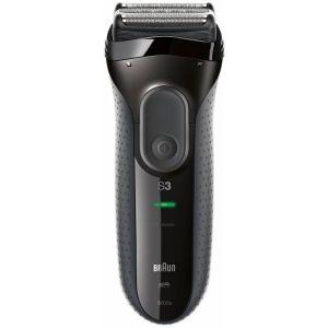 Электробритва Braun 300s Series 3 чёрный