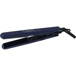 Щипцы для завивки Scarlett SC-HS60601 синий все цены