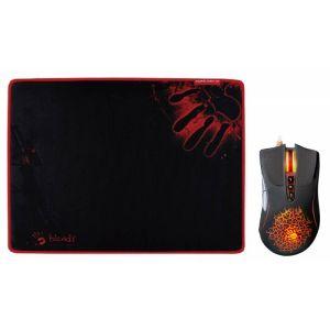 где купить Мышь проводная A4tech Bloody A9081 чёрный по лучшей цене