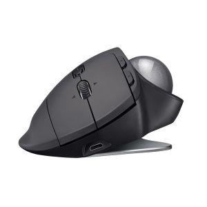все цены на Мышь проводная Logitech Trackball MX Ergo графит
