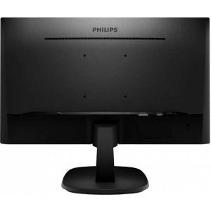 Монитор Philips 243V7QDAB чёрный монитор philips 231b4qpycb чёрный