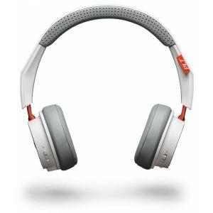 Беспроводные наушники Plantronics Backbeat 500 белый backbeat