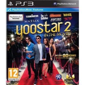 Игра для Sony PS3 Yoostar 2: In The Movies (только для PS Move) the move the move message from the country