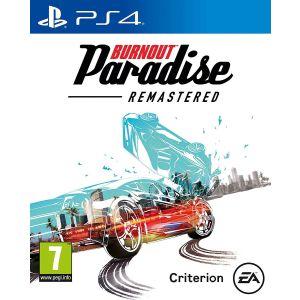 Игра для Sony PS4 Burnout Paradise Remastered sleeping dogs definitive edition игра для ps4