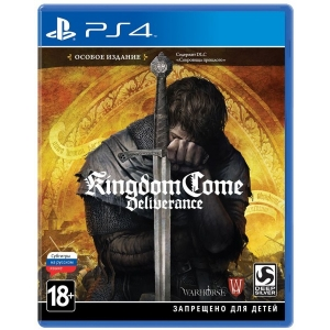 Игра для Sony PS4 Kingdom Come: Deliverance Особое издание