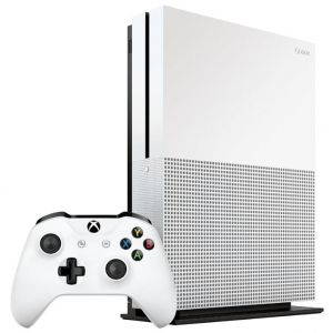 все цены на Игровая приставка Microsoft Xbox One S 1Тб + PlayerUnknown's Battlegrounds код + XboxLiveGold 1м. + Game Pass 1м (234-00311)