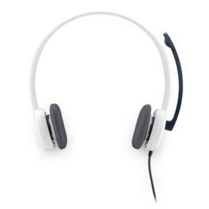Компьютерная гарнитура Logitech H150 гарнитура logitech stereo headset h150 blue