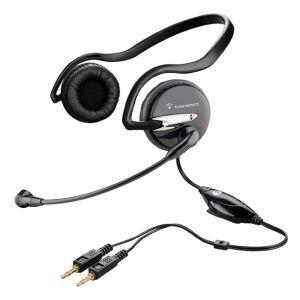 все цены на Компьютерная гарнитура Plantronics Audio 345 чёрный