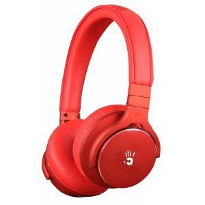 все цены на Компьютерная гарнитура A4tech Bloody M510 красный онлайн
