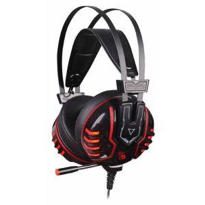 все цены на Компьютерная гарнитура A4tech Bloody M615 чёрный онлайн