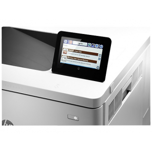Лазерный принтер HP Color LaserJet Enterprise M553x принтер hp color laserjet enterprise m553dn b5l25a