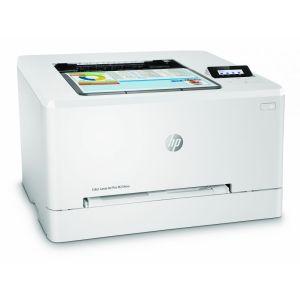 Лазерный принтер HP Color LaserJet Pro M254nw принтер hp color laserjet pro m452dn лазерный цвет белый [cf389a]