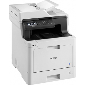 МФУ лазерное Brother DCP-L8410CDW серый мфу лазерное brother dcp l2500dr