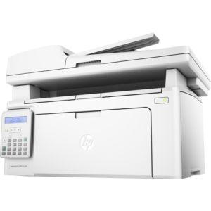 МФУ лазерное HP LaserJet Pro M132fn белый все цены