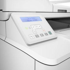 МФУ лазерное HP LaserJet Pro M227sdn белый все цены