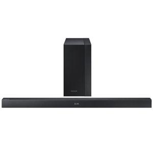 Саундбар Samsung HW-M360 чёрный акустическая система samsung hw m360 черный