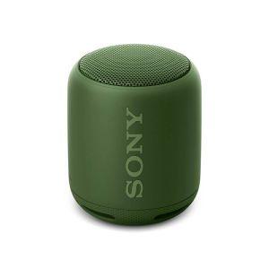 Портативная колонка Sony SRS-XB10 зелёный портативная акустика sony srs xb30