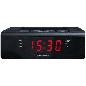 цена на Радиоприемник с часами Telefunken TF-1592