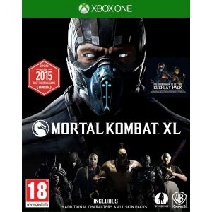 Игра для Microsoft Xbox One Mortal Kombat XL sleeping dogs definitive edition xbox one
