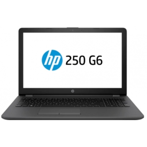 Ноутбук HP 250 G6 Core i3 6006U/15.6/1366x768/4/500HDD/DVD-RW/AMD Radeon R5 M430/Win 10 Pro ноутбук hp probook 645 g3 1ah57aw amd a10 pro 8730b 2 4 ghz 8192mb 500gb dvd rw amd radeon r5 wi fi bluetooth cam 14 1366x768 windows 10 pro 64 bit