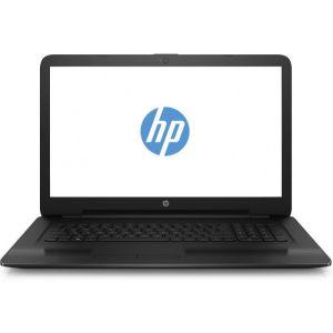 Ноутбук HP 17-bs006ur Celeron N3060/17.3/1366x768/4/500HDD/DVD-RW/Intel HD Graphics 400/DOS ноутбук hp omen 17 an016ur 2500 мгц dvd±rw